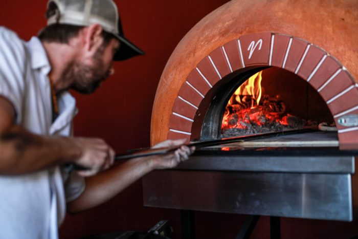 When you've worked up an appetite stroll on over to Three Forks Bakery & Brewery, because what goes better together than craft beer and fresh baked bread? Specializing in wood fired pizzas made with the finest local ingredients, Three Forks is a culinary delight.