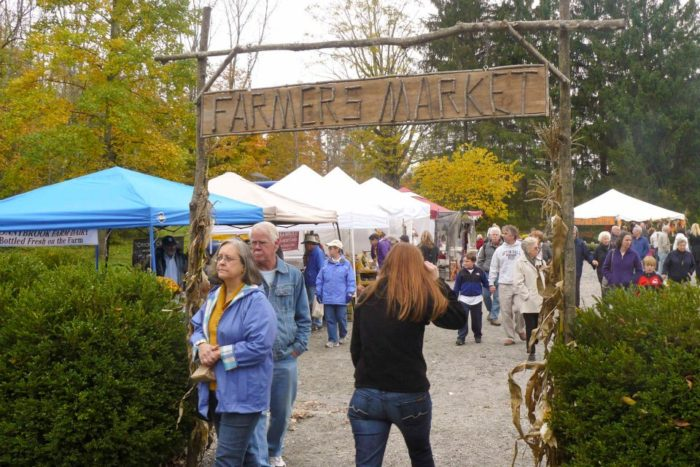14. Berkshire Botanical Gardens Harvest Festival, Stockbridge (Oct. 8-9)