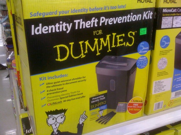 9. Florida ranks #1 for identity theft in the entire country.