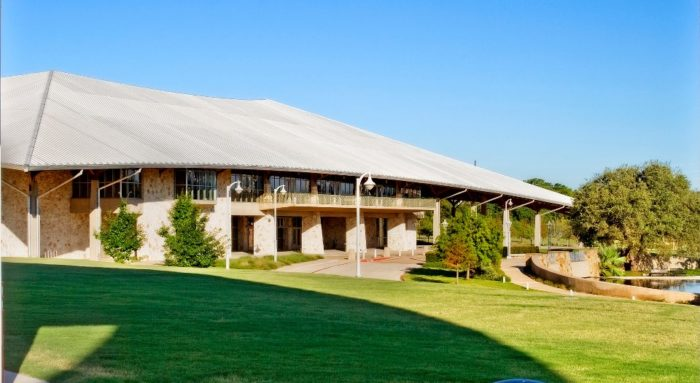 The event takes over The Palmer Events Center several times a year.
