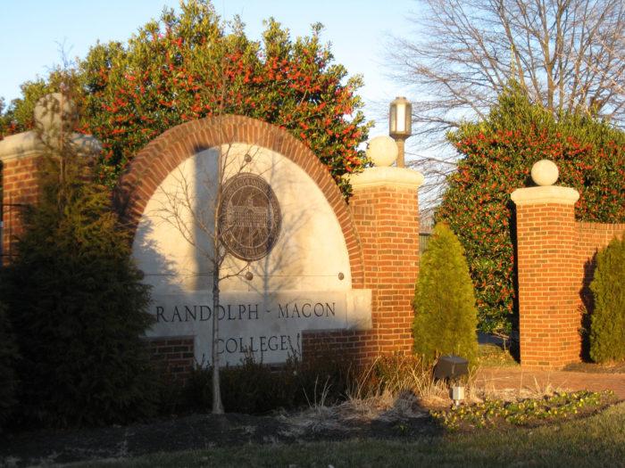 2. The Garden at Randolph-Macon College (Ashland)