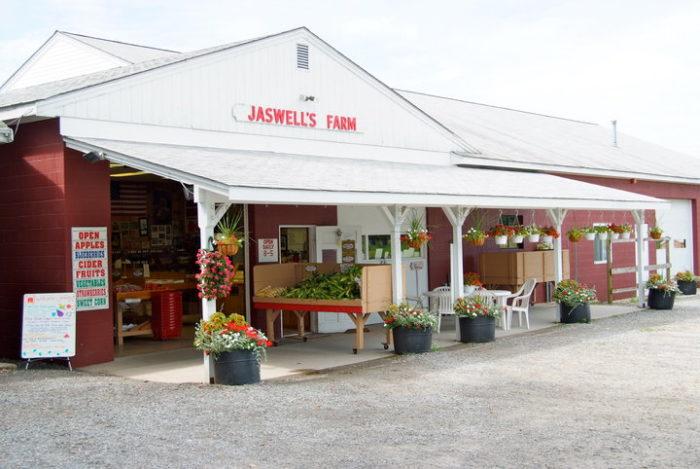 8. Jaswell's Farm, Smithfield