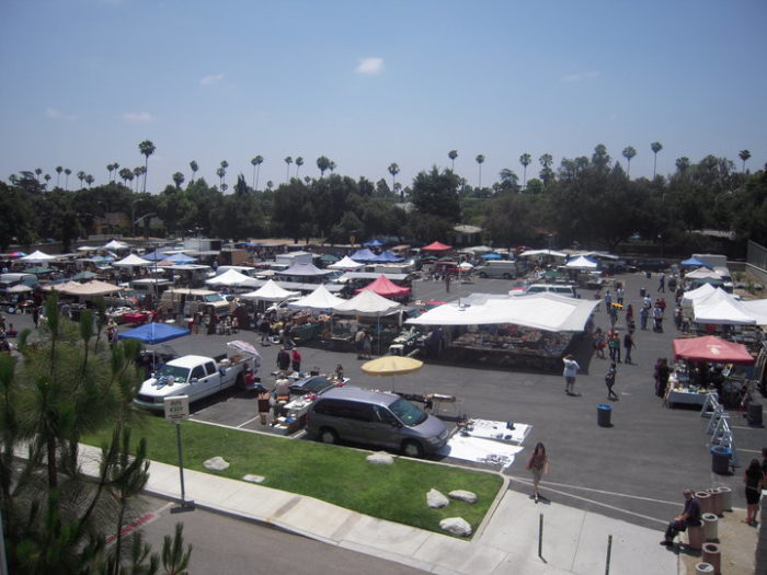 So where are you headed on the first Sunday of the month? I know where I'll be. Come join me at the Pasadena City College Flea Market every first Sunday from 8-3. Every month is a new adventure; I promise there won't be a dull moment.