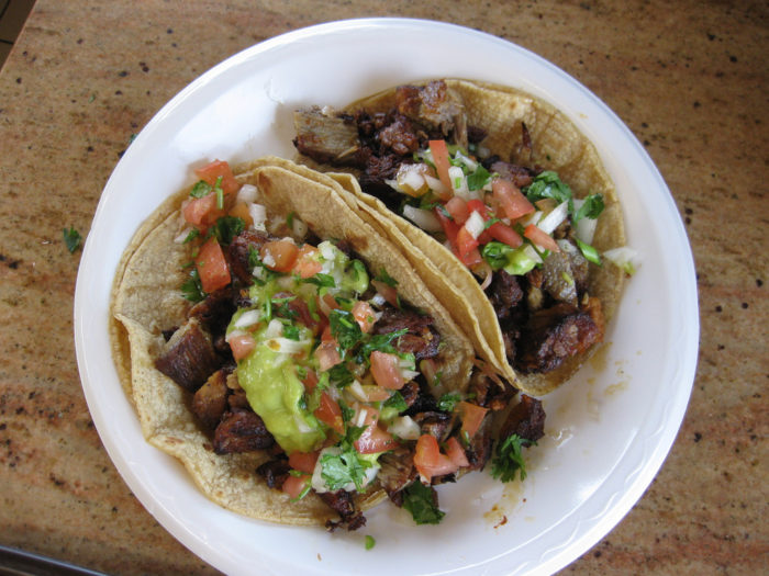 7. Speaking of food, have you tried our Mexican food? Nothing compares to the Mexican food you can find in Southern California.