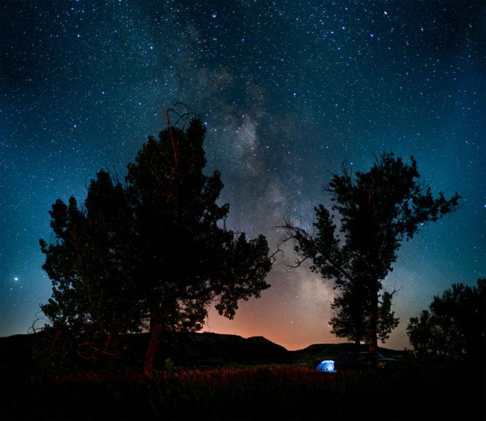 6. Dakota Nights Astronomy Festival - Theodore Roosevelt National Park