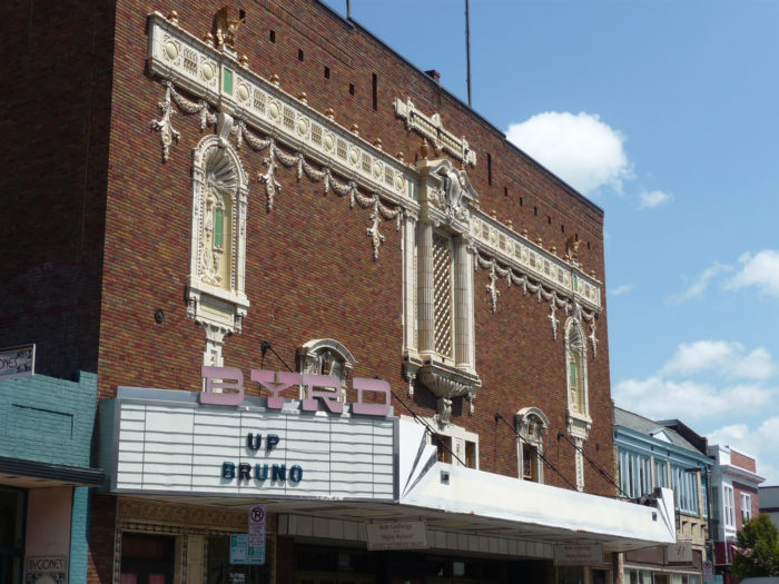 6. The Byrd Theatre (Richmond)