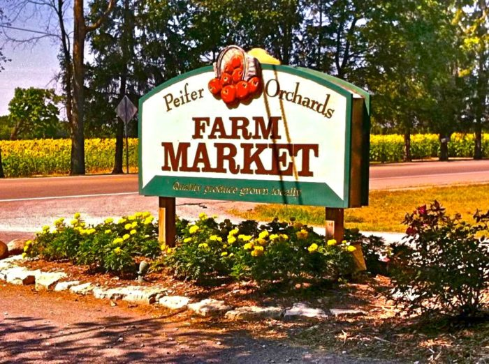 9. Peifer Orchards (Yellow Springs)