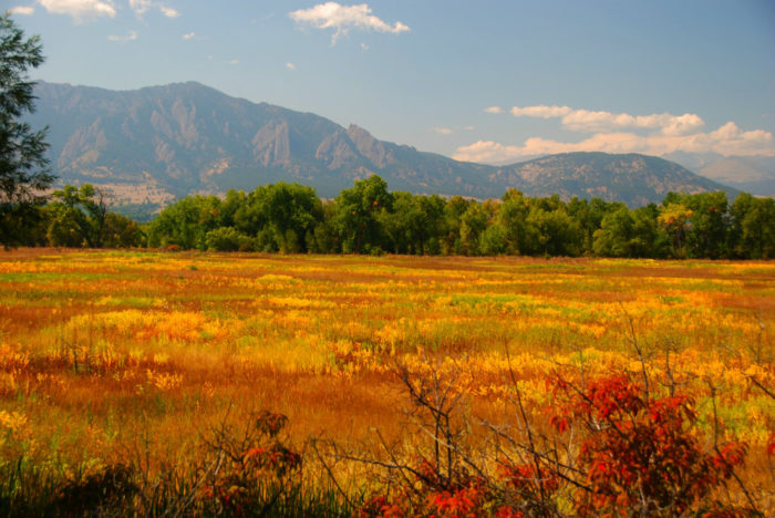 7. City of Boulder Open Space and Mountain Parks