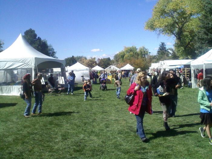 5. Taos Wool Festival (Taos)