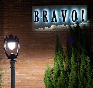 3. Bravo! (4500 Interstate 55 Frontage Rd., Highland Village Suite 244)