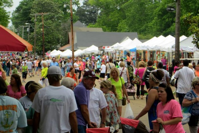 "Known throughout the south simply as ""the flea market,"" this Canton event draws in 100,000 visitors from across the country and beyond."
