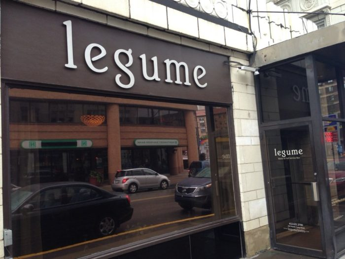 4. Legume – 214 North Craig Street