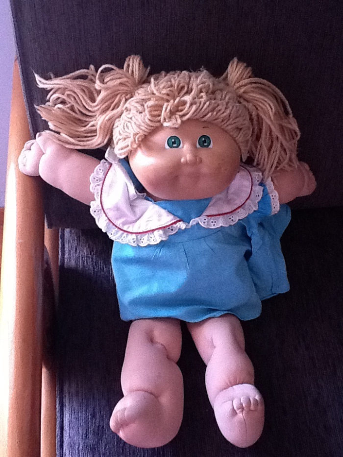 4. Cabbage Patch Kids