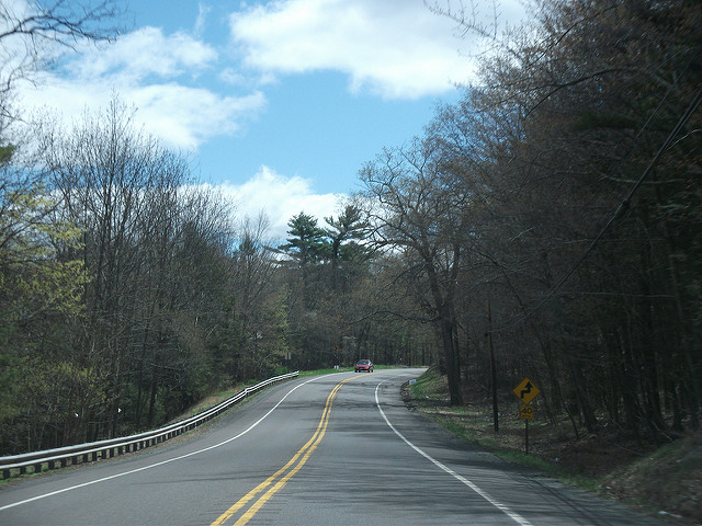 Climb behind the wheel in the quaint town of Wellsboro and follow US Route 6 for a leisurely half an hour drive to Mansfield.