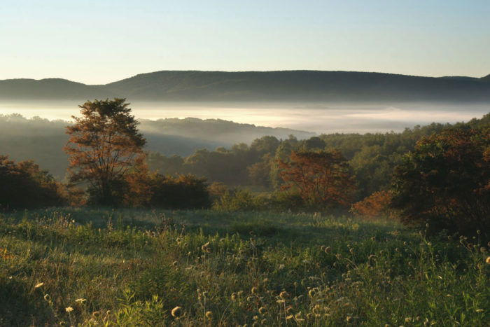But, then you'll miss the leisurely drive that will take you past Pennsylvania's changing landscape as you head toward Donegal, snuggled in the Laurel Highlands.