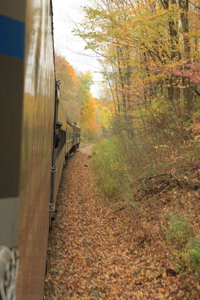 1. Adirondack Scenic Railroad - Lake Placid
