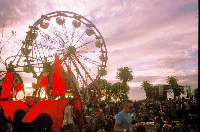 6. Treasure Island Music Festival