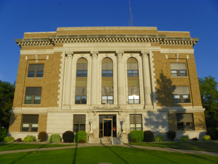 The town is the county seat for Douglas County, and the beautiful county courthouse resides there.