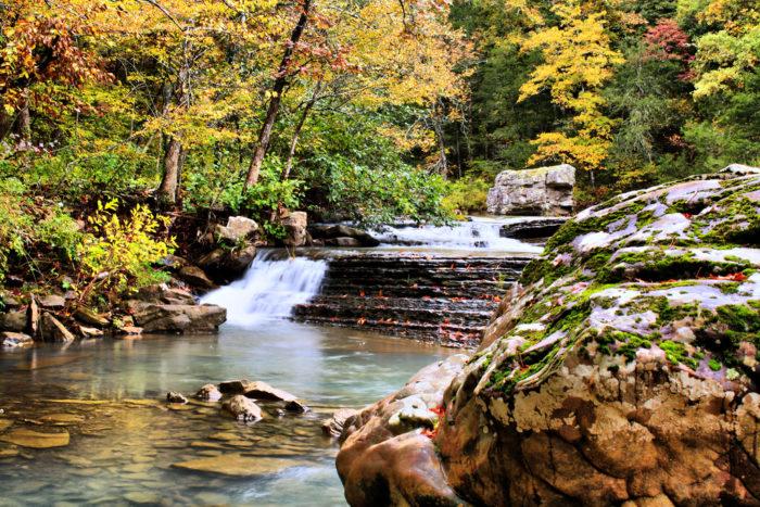 5. Richland Creek Wilderness Area