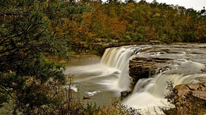 7. Little River Canyon National Preserve - Fort Payne, AL