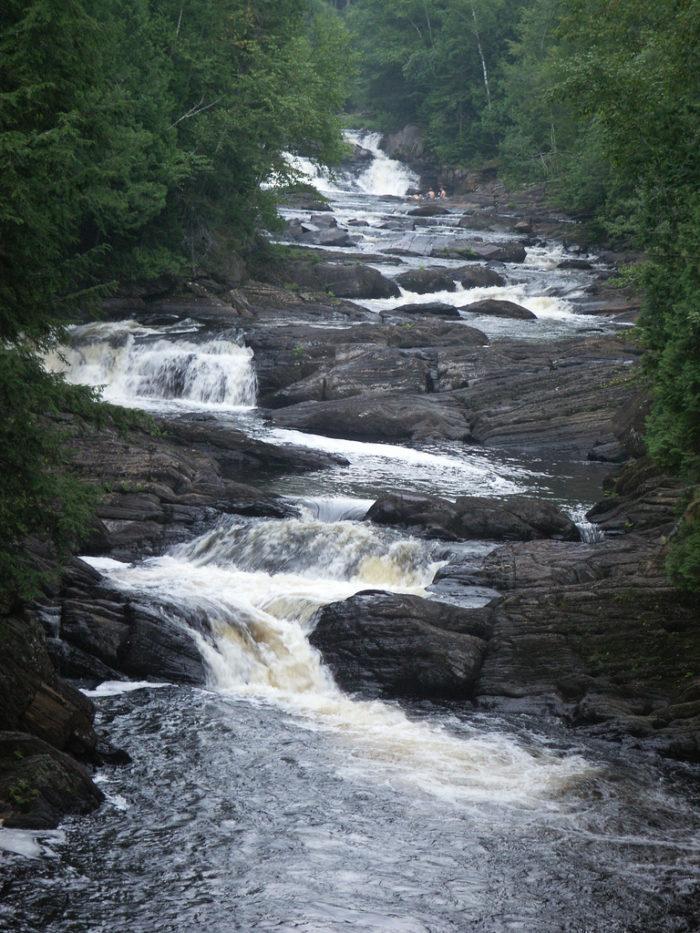 5. Moxie Falls Trail, Moxie Gore