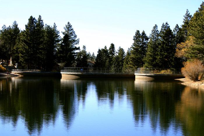 7. Green Valley Lake