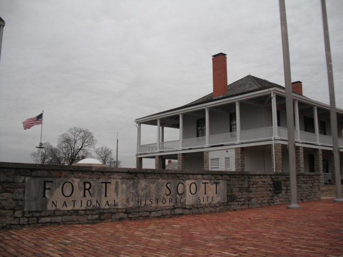 ...National Historic Site...
