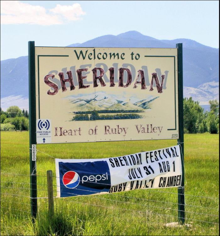8. Sheridan