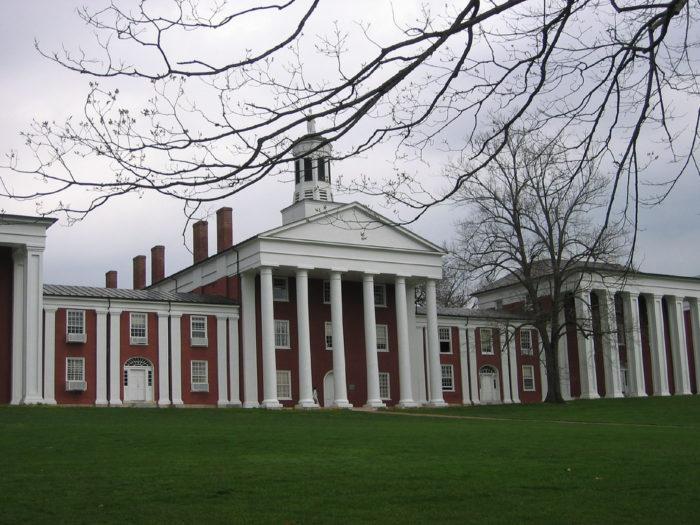 5. Washington & Lee University (Lexington)