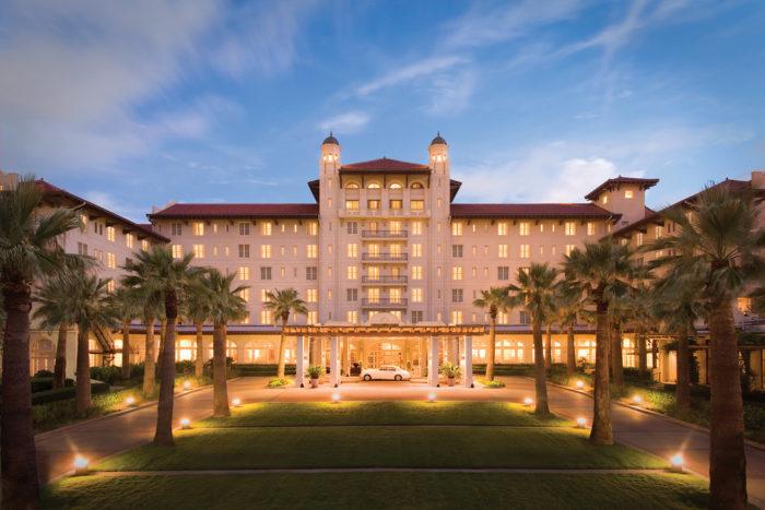 5. Hotel Galvez (Galveston)