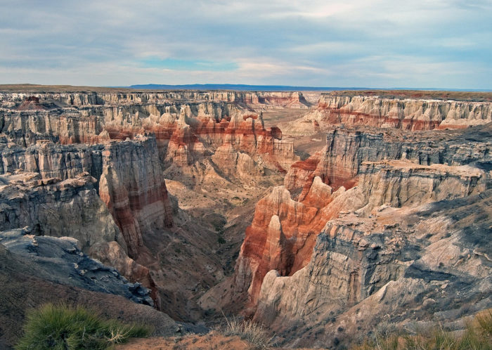 1. Coal Mine Canyon