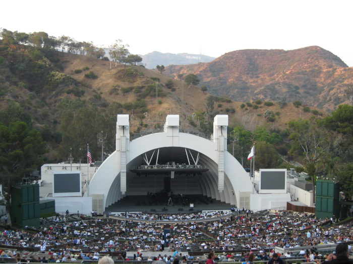 5. We also have the largest natural outdoor ampitheatre in the country. If you haven't been to Hollywood Bowl in Los Angeles it's definitely worth a visit.