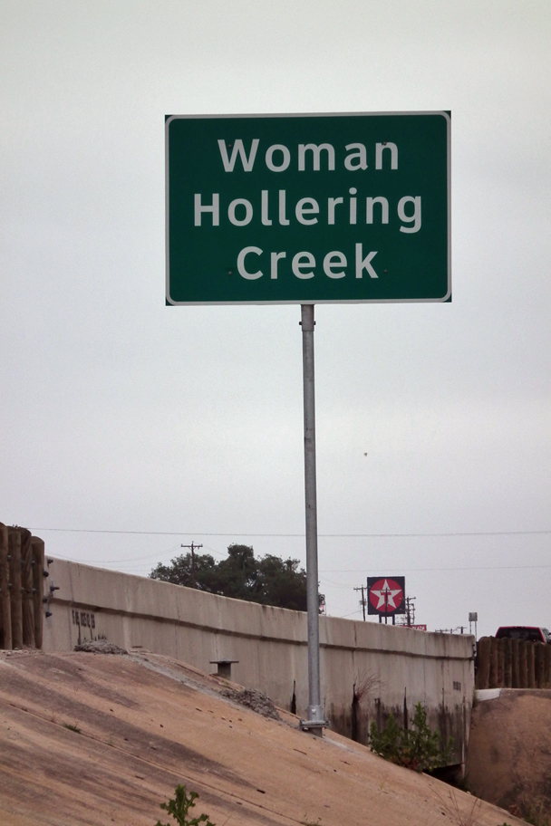9. Woman Hollering Creek (Guadalupe County)
