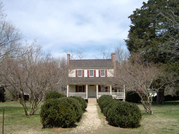 7. Walnut Grove Plantation - Roebuck, SC