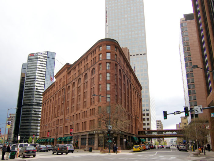 3. The Brown Palace Hotel