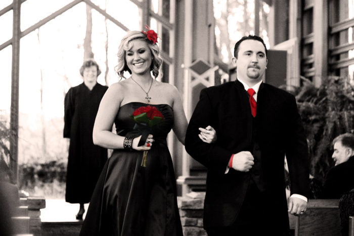 . . . get hitched at Thorncrown Chapel . . .