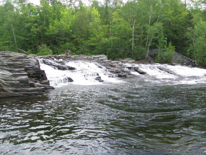 Another set of falls - called Big Wilson Falls - is a great place to spend a warm day.
