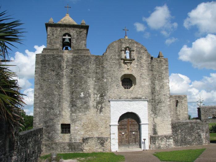 3. Presidio La Bahia (Goliad)
