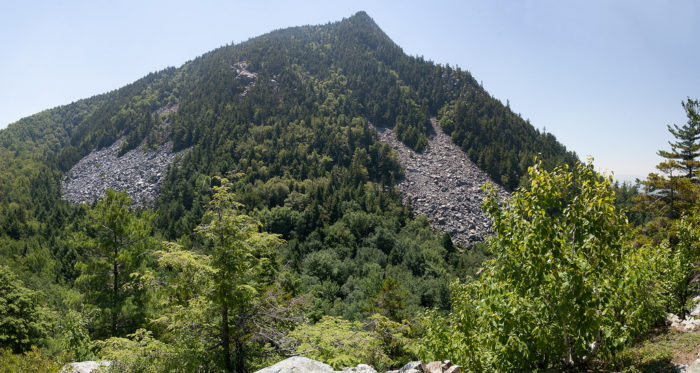 11.  White Rocks/Ice Beds Trail, Wallingford