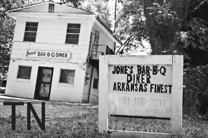 1. Jones Bar-B-Q (Marianna)