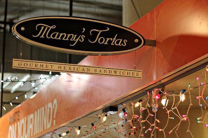 4. Manny's Tortas, Minneapolis