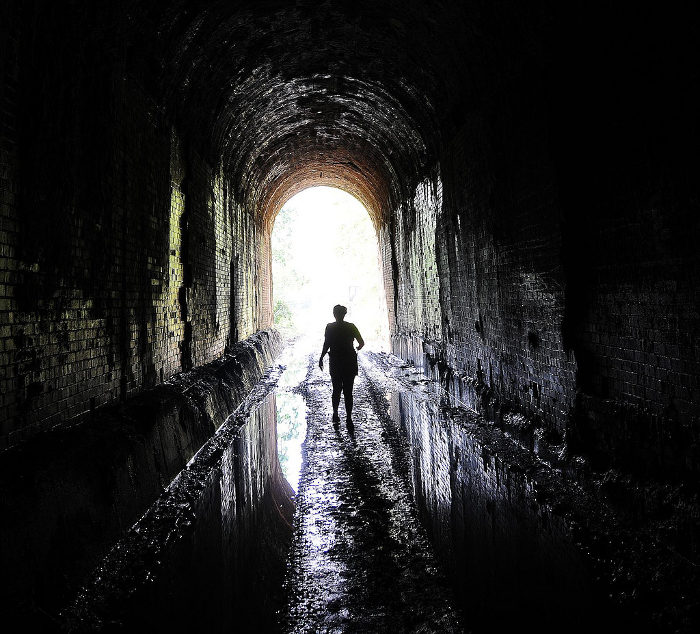 Flinderation Tunnel In West Virginia May Be Haunted