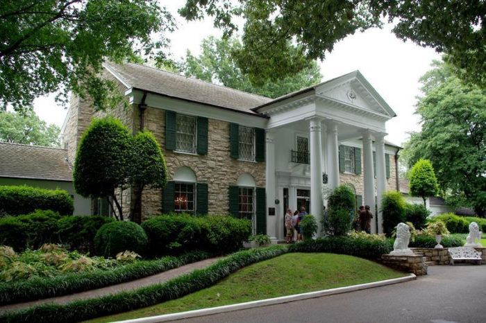 4. You can only visit Graceland in Tennessee, folks.