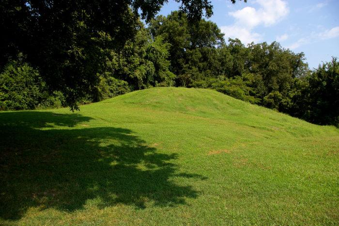 9. Village Trail (Parkin Archeological State Park)
