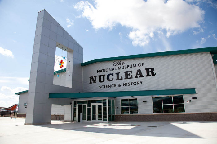 24. Learn about New Mexico's atomic history.