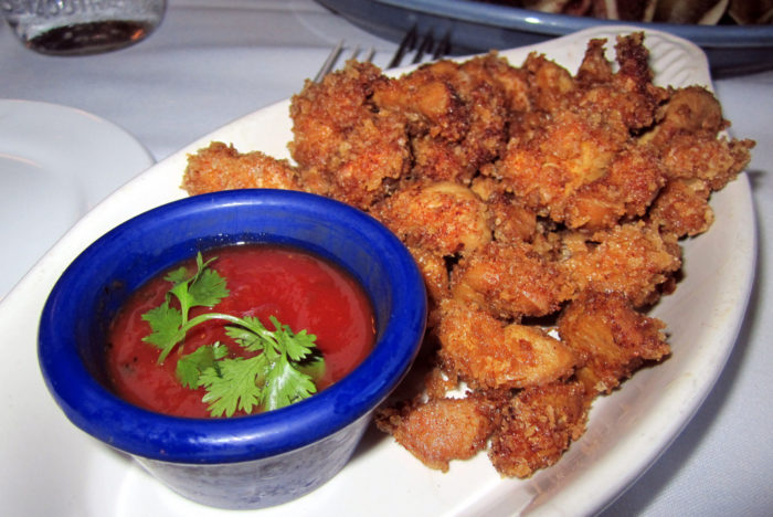 9. Rocky Mountain Oysters do NOT come from the sea.