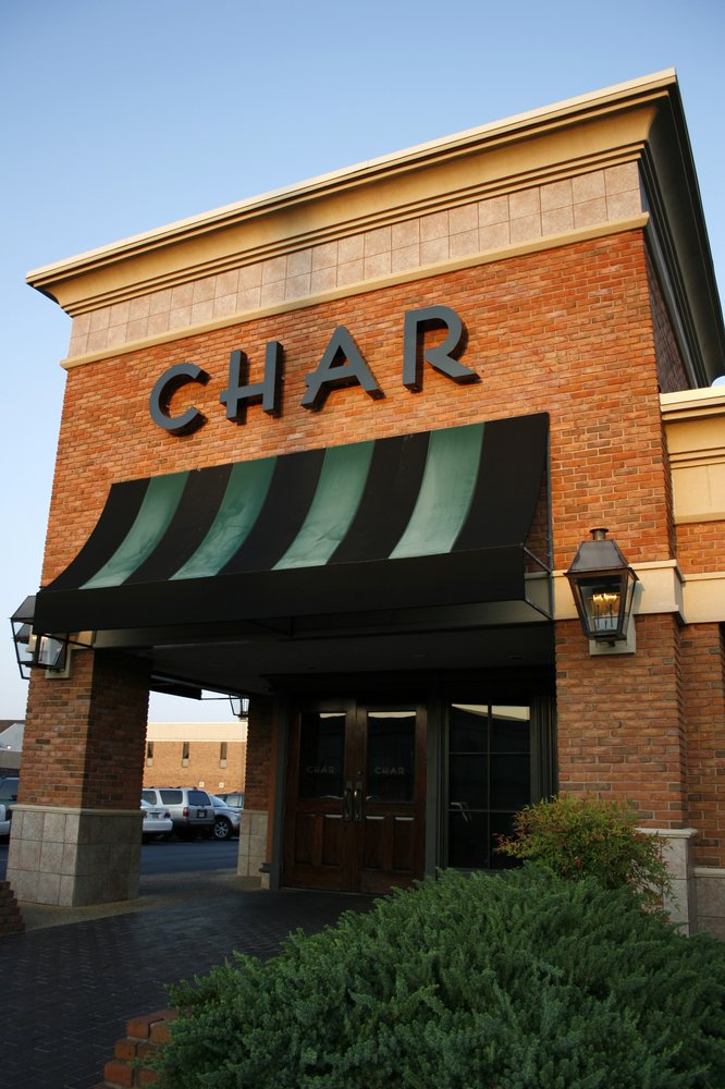 4. Char (4500 Interstate 55 N. Frontage Rd.)