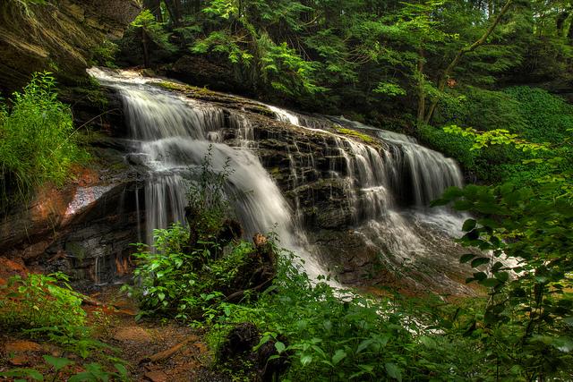 5. Springfield Falls