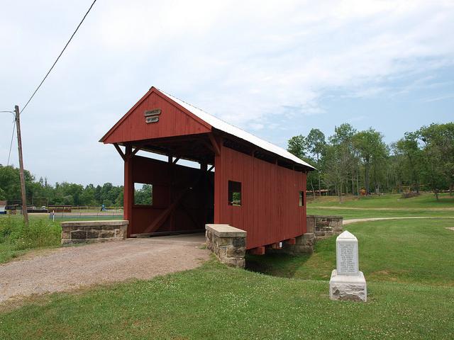 5. Washington & Greene Counties Covered Bridge Festival