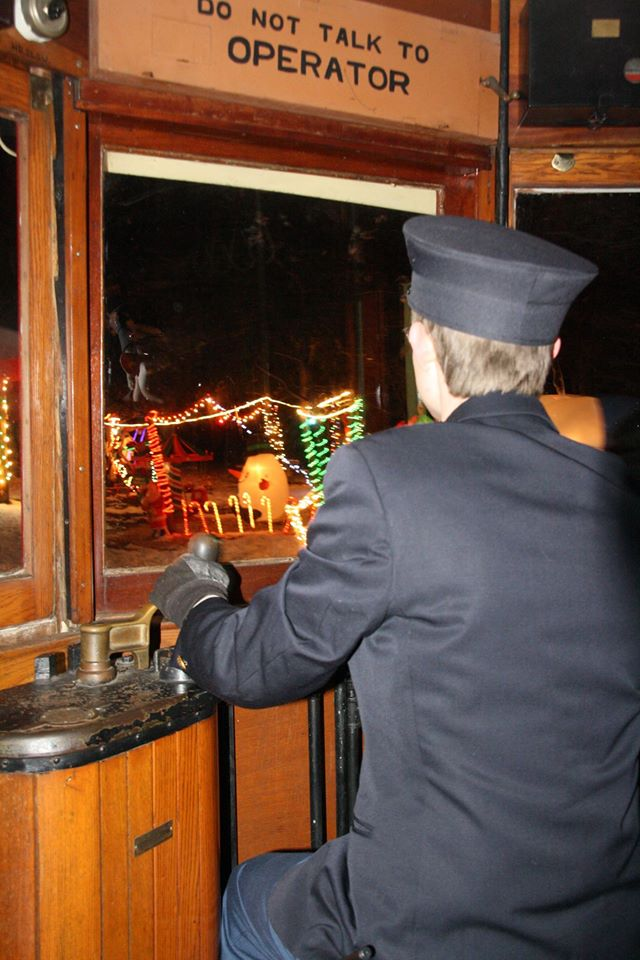 Snap photos of the Christmas decorations as you slowly pass by on your holiday trolley. The Polar Express runs November 25-26, December 2-3, and December 9-10 from 6:30 p.m. to 9:30 p.m.